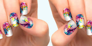 9 Best Nail Stickers For Colorful Fun Nails 2018 Easy To Use Nail Decals Stickers