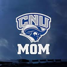 Cnu Captains Decal Christopher Newport University