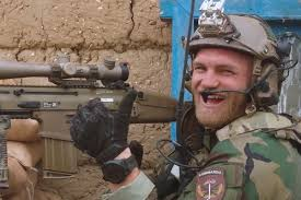 Mission: SSG Aaron Butler – Follow the Flag