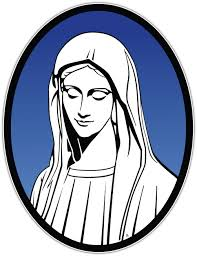 Saint Mary Jesus Mother God Car Bumper Window Tool Box Sticker Decal 4 X5 Mary And Jesus Mary Jesus Mother Blessed Virgin Mary