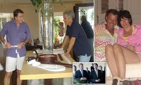 Peter Mandelson and Jeffrey Epstein: Ex-Labour minister shopping with  depraved financier in 2005 | Daily Mail Online