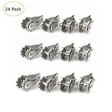 Nisorpa Fence Wire Strainer Ratchet Tensioner 24 Pcs Garden Farm In Line Wire Strainer Galvanised Fencing Wire Tensioner Tighten For Electric Fence Energiser Buy Products Online With Ubuy Sri Lanka In Affordable