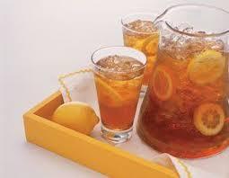 hot tea vs iced tea