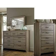 zelen dresser mirror and chest