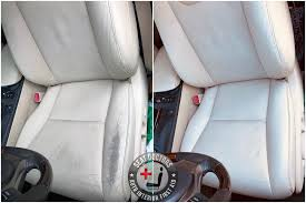 lexus leather dye before after