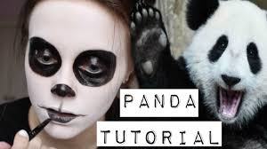 panda makeup tutorial you