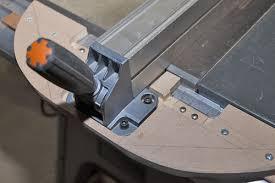 Fix For Ridgid R4512 Table Saw Fence By Freixas Lumberjocks Com Woodworking Community