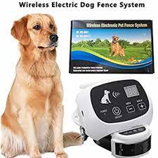 Dog Fence Dog Containment Electronic Dog Fence