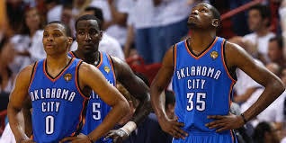 Kevin Durant Kendrick Perkins feud over OKC Thunder legacy, Westbrook -  Business Insider