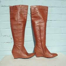 bronx leather boots size uk 5 eur 38