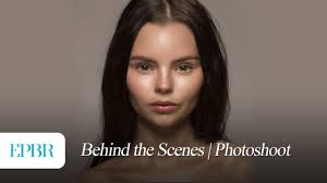 behind the scenes of eline powell for