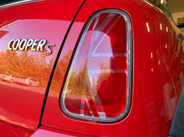 Mini R53 Union Jack Tail Light Decal Installation Guide