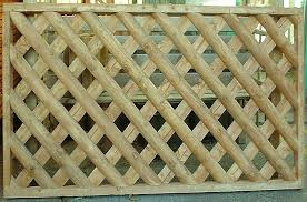 20 New Diamond Trellis Fence Panels B Q Joey Joeysocial