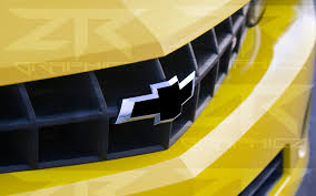 Chevy Camaro Front And Rear Bowtie Inlay Vinyl Decal Ztr Graphicz