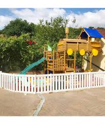 Tekplas Childrens Plastic Play Area Fencing Toddlers Kids Outdoor Colourful Ebay