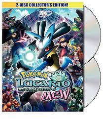 Amazon.com: Pokemon Movie - Lucario and The Mystery of Mew ...