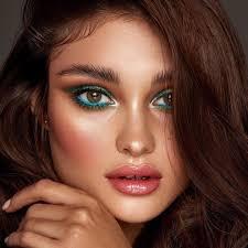 eyeshadows for dark brown eyes