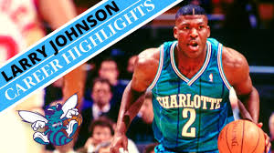 Former NBA All-Star Larry Johnson Has Enough Kids to Field a ...