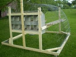 A Frame With Perches Backyard Chicken Coop Plans Chicken Fence Chickens Backyard