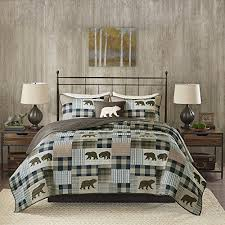 style patchwork quilt set king cal king