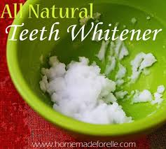 all natural teeth whitener homemade