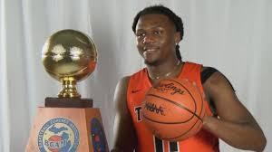 "Benton Harbor's ""Scooby"" Johnson win Michigan Mr. Basketball Award ..."