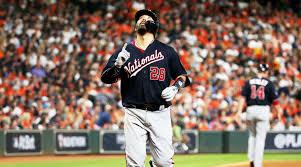 Kurt Suzuki comes through as Nationals beat Astros in World Series Game 2 -  Sports Illustrated