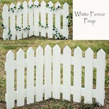 White Fence Prop Photo Props Diy Diy Photography Props White Fence