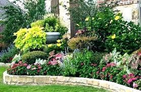 front yard flower bed designs tabighem me