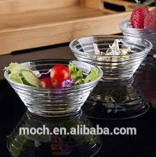 heat resistant glass bowl for microwave