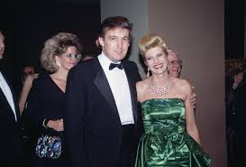 TBT: Donald Trump and Ivana Trump | InStyle