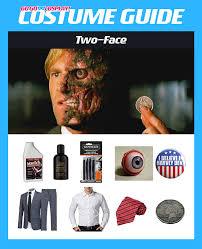 harvey two face makeup tutorial