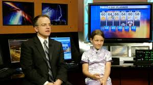 Future Forecaster: Meet 8-year-old Adeline Johnson | FOX6Now.com