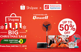 Get the Best Appliances Deals at Shopee 11.11 Christmas Sale - Cebu  Bloggers Society