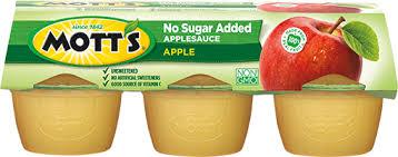 s juices applesauces snacks