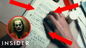 all the easter eggs you missed in the first joker trailer