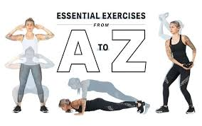 26 essential exercises from a to z