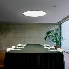 contemporary ceiling light big built
