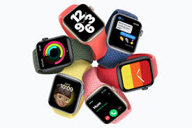 Apple Watch Series 6 and Watch SE specs ...
