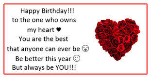 happy birthday quotes for boyfriend happy birthday wishes