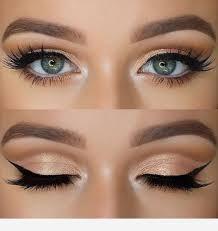 eyeliner and beautiful eye makeup