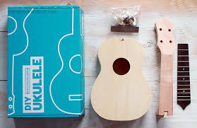 gift idea make your own diy ukulele