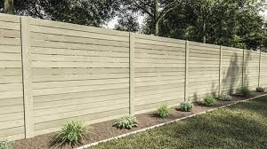 6 X8 Green Treated Horizontal Picket Fence Material List At Menards