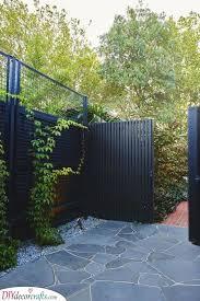 Very Cheap Garden Fence Ideas Cheap Fence Ideas For Backyard