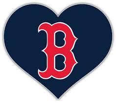 Boston Red Sox Heart Mlb Baseball Sport Car Bumper Sticker Decal Sizes Ebay