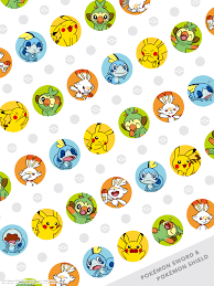 Download This Free Pokemon Sword And Shield Wallpaper Featuring The Galar  Starters