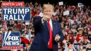 Trump holds Keep America Great rally ...