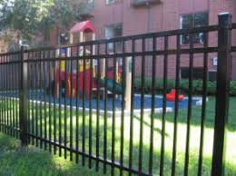 China Flat Top Outdoor Child Safety Metal Fence China Safety Fence Garden Fence