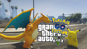 Pokémon Go GTA Edition - GTA5-Mods.com