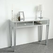 vanity dressing table tray mirror bed